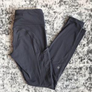 Lululemon Size 8 Highwaist Leggings